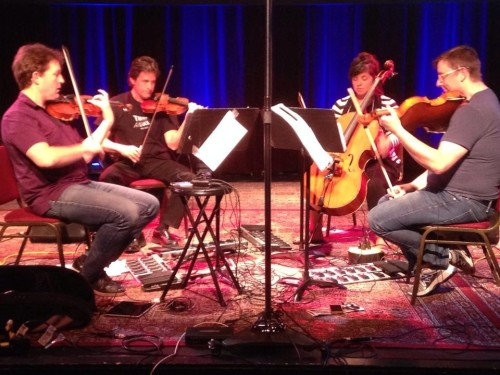 third angle string quartet