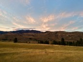 Methow Valley Sunset - Methow Valley Chamber Music Festival
