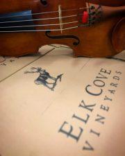 Our other fantastic week three venue, Elk Cove Vineyards.