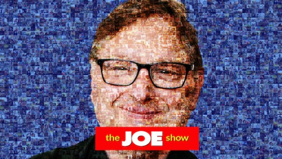 joe show graphic illustration