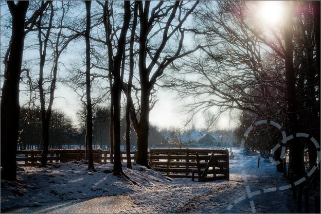 sfeer sneeuw
