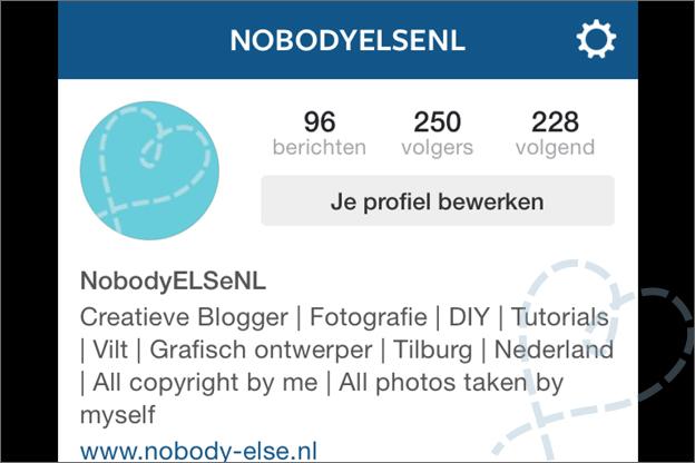 instagram volgers 250