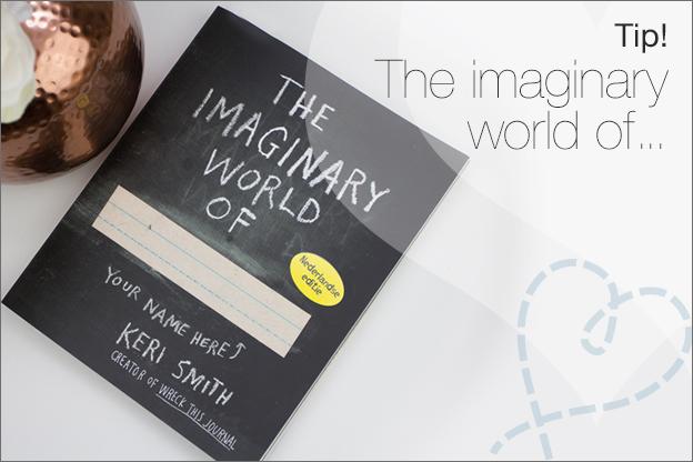 the imaginary world keri smith