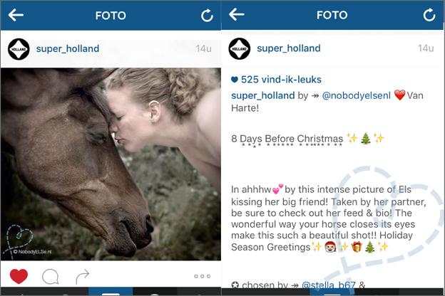 instagram super holland
