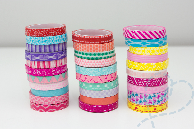 smalle washi tape action