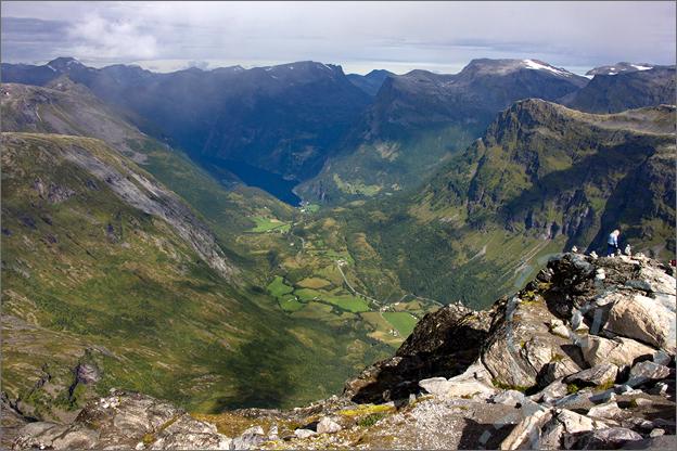 Geiranger geirangerfjord Reisverslag Noorwegen