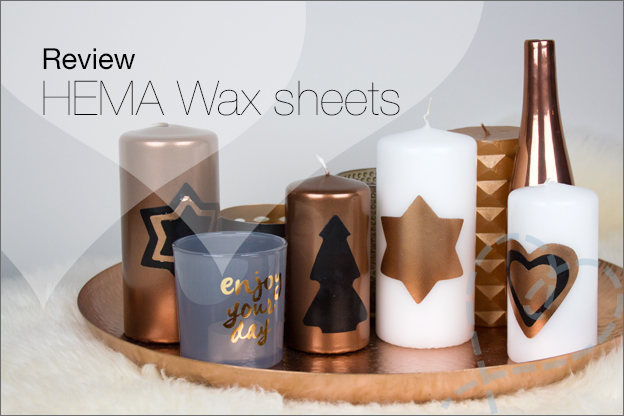 hema wax sheets for candles review