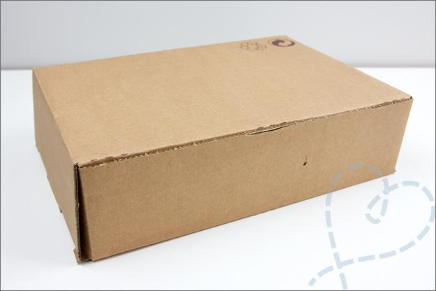 begin sinterklaas surprise maken doos karton