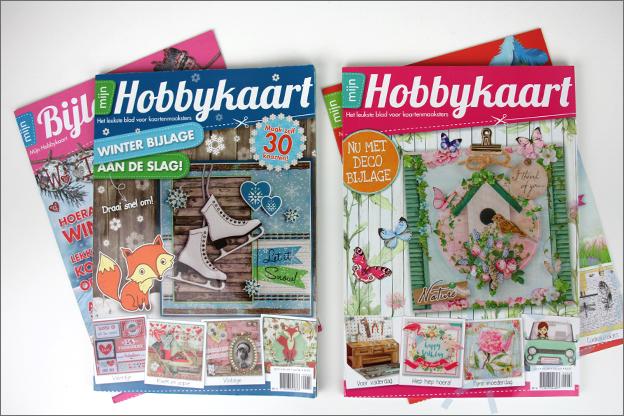 mijn hobbykaart magazine action