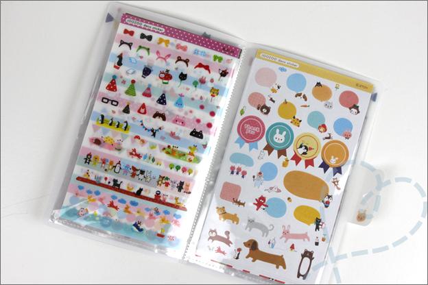 Aliexpress shoplog stickers