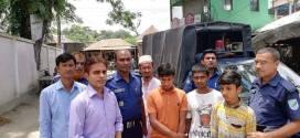 বোয়ালমারীতে ২ মাদক সেবিকে এক বছরের কারাদন্ড