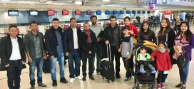 সংসদ নির্বাচনে সহযোগীতায় দেশে আসছেন শ্যামল খান