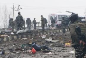 কাশ্মিরে বিদ্রোহীদের হামলায় ২০ ভারতীয় সেনা নিহত