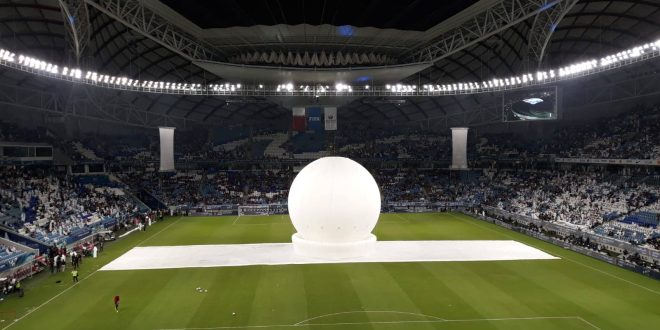 কাতারে শুভ উদ্বোধন হলো ফুটবল বিশ্বকাপ ২০২২ এর স্টেডিয়াম
