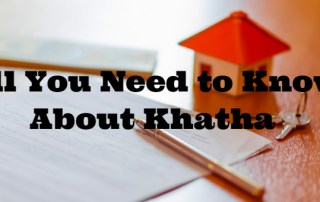 what is khata in bangalore