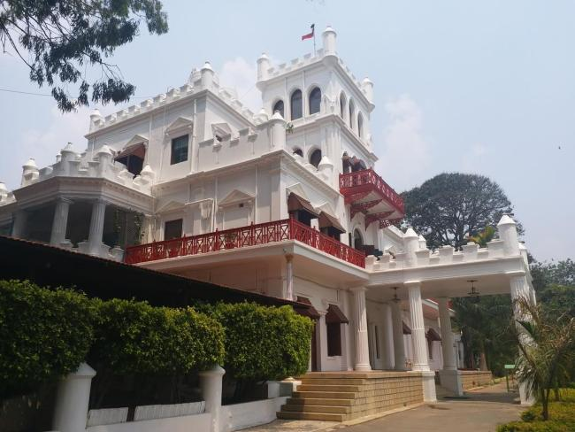 Jaymahal Palace - Best places for Photography in Bangalore