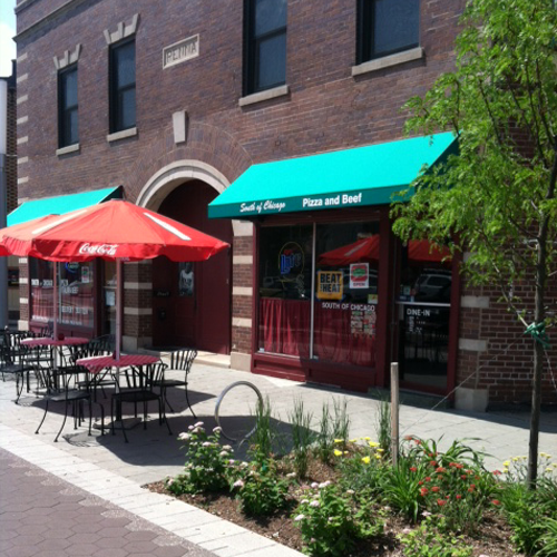 Restaurants Cater Downtown Indianapolis