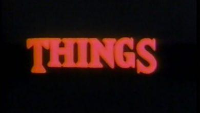 EPISODE 66: THINGS (1989)