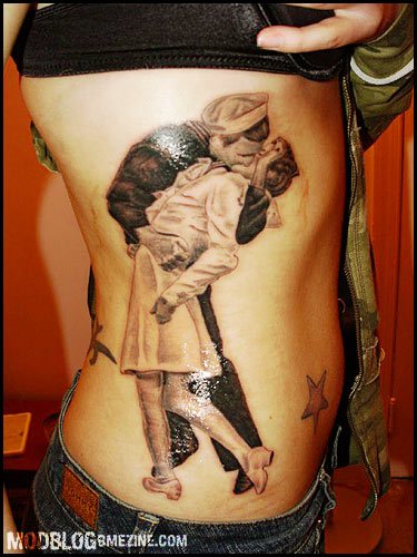 Tattoos are emblems