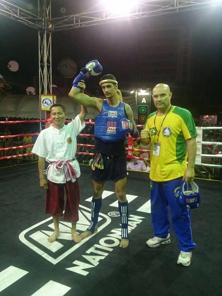 Guilherme Prado Muay Thai