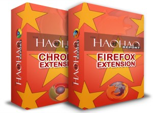 HHR Extension for Firefox and Chrome