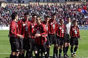 Associazione Giovanile Nocerina 1910, formazione 2007-2008