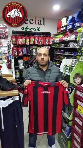 Il vincitore del completino del Città di Nocera