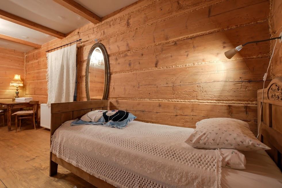 Świtaniec-możemy dostawić łóżeczko lub łóżko.