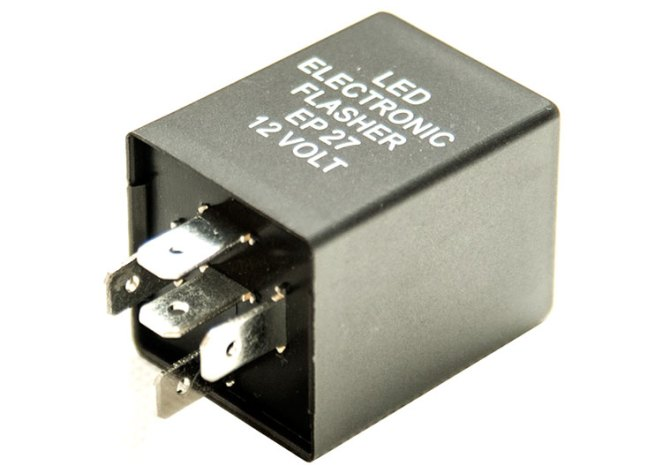 ep27 12v automotive hazard warning  turn signal flasher