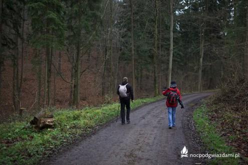 Czerwony Szlak kierunek Stanisławów