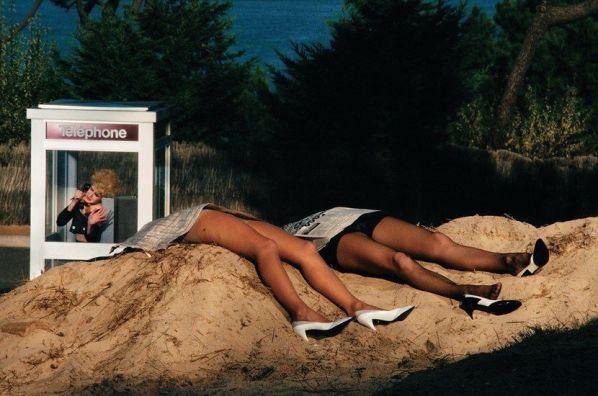 Roland Pierre advertisement 1982-1983 © Guy Borduin