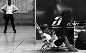 © Davide Domenichelli. Partenza
