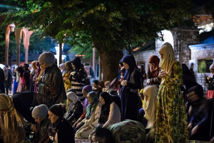 © V. Giardi, G. Mazza. Europpean Ramadan