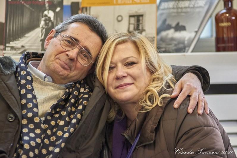 © Claudio Trezzani. Gerardo Bonomo e Barbara Silbe