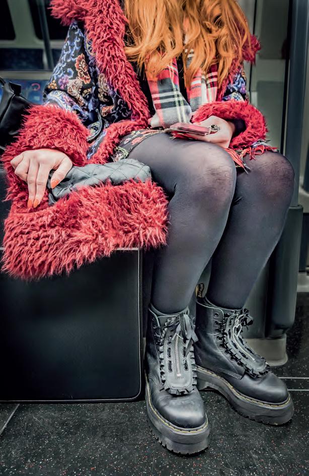 Wolfgang Strassl - Underground Portraits