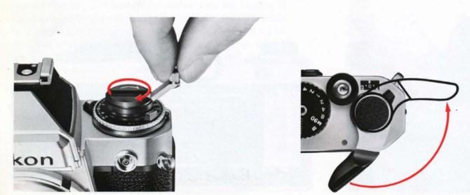 Nikon-FE-caricamento-2