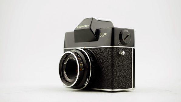 RolleiflexSL26