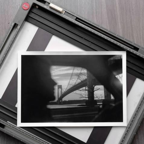 Giulio Limongelli. Stampe per mostra personale di Toni Thorimbert presso il Leica Store di Milano
