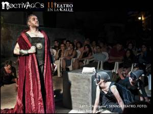 Noctivagos - Oropesa - Sennsa Teatro