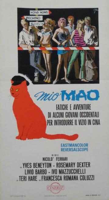 Risultati immagini per Mio Mao - Fatiche ed Avventure di