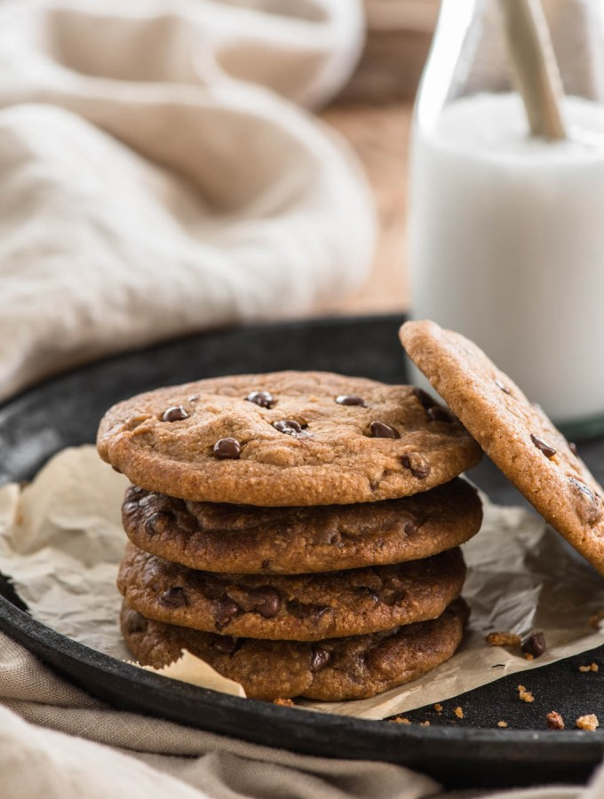 The Best Soft Chocolate Chip Cookies – EVER!