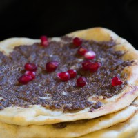 Sfeeha  {Syrian Meat Pies}