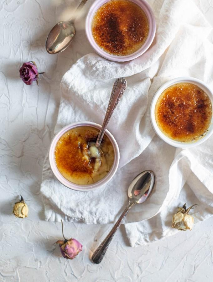 Easy + Delicious Crème Brûlée