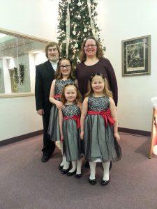 Mark Drews Family