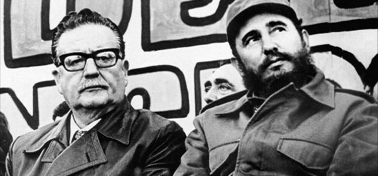Resultado de imagen para Discurso pronunciado  Fidel Castro Ruz + Chile, el 24 de noviembre de 1971