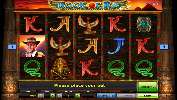 book of ra slot machine online gratis