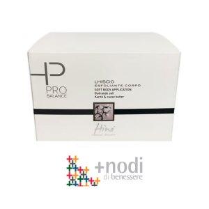 Hino Natural Skincare Lhiscio Pro Balance Esfoliante Corpo