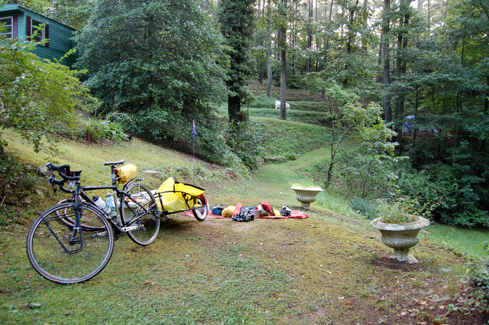 Day 16: Hindman to Booneville, KY