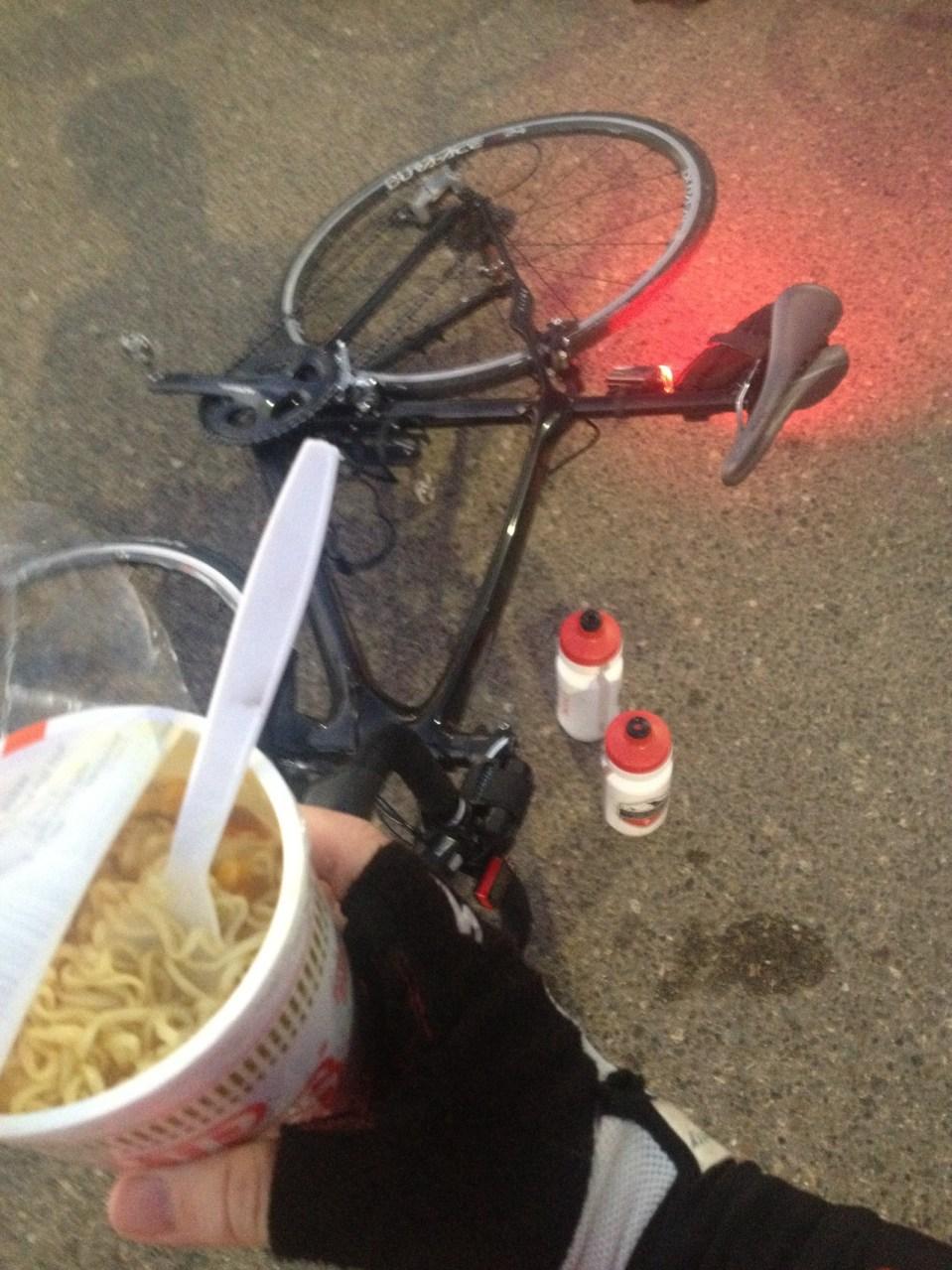 Noodle power!