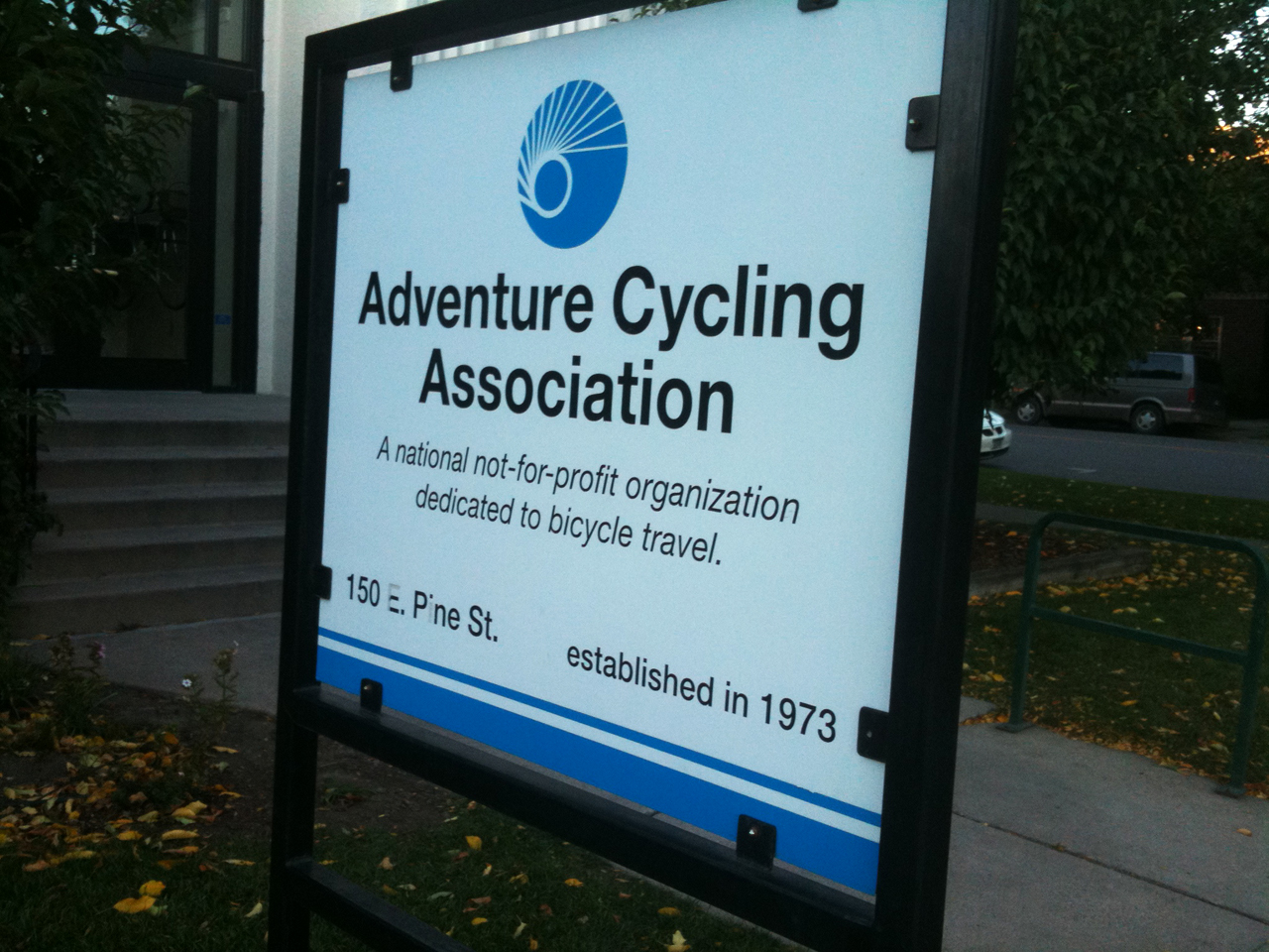 Adventure Cycling Association HQ